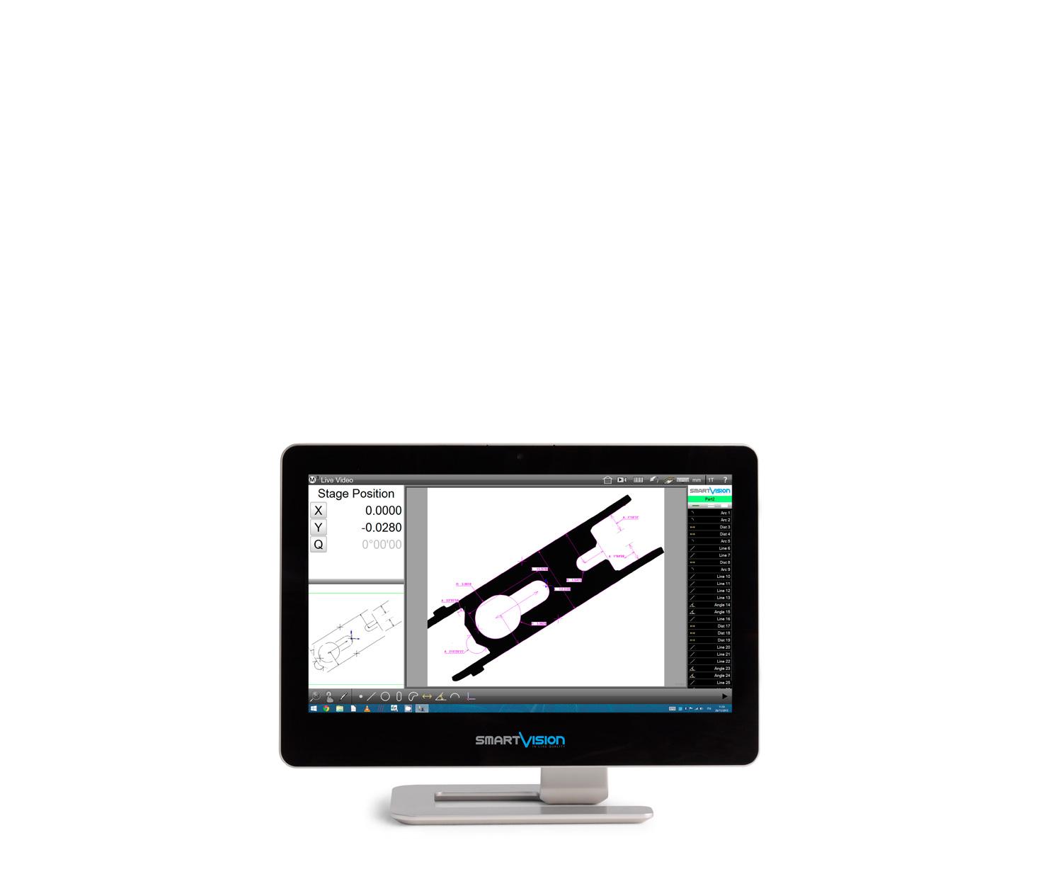 AIO Touch Screen PC