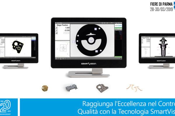 Innovazione SmartVision al MECSPE 2019