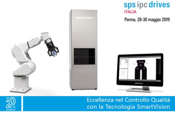 SmartVision alla fiera SPS IPC Drives 2019