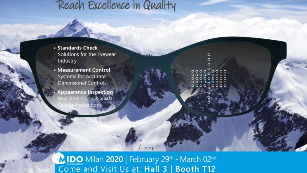 SmartVision @ MIDO 2020