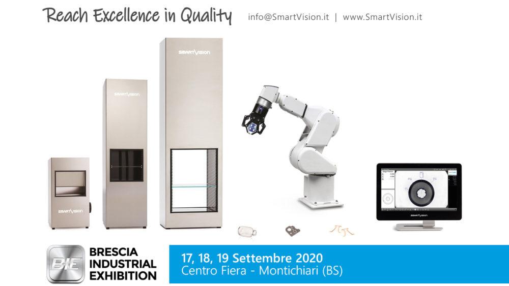 SmartVision: l'Eccellenza nel Controllo Qualità Industriale