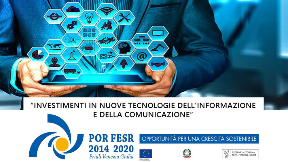 Progetto PorFesr 2014-2020